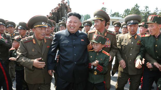 El líder de Corea del Norte, Kim Jong-un. (Flickr/CC)