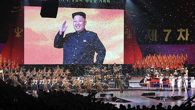 En Corea del Norte, el culto al líder invade todo sin dejar espacio a que se cuele cualquier tipo de información exterior. (EFE)