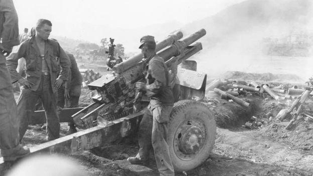 La guerra de Corea dejó miles de muertos, especialmente en el Norte. (CC)