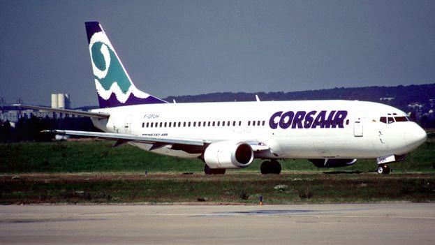 Corsair International es una compañía aérea francesa regular, especializada en vuelos de larga distancia y filial del grupo TUI. (Aero Icarus/CC)