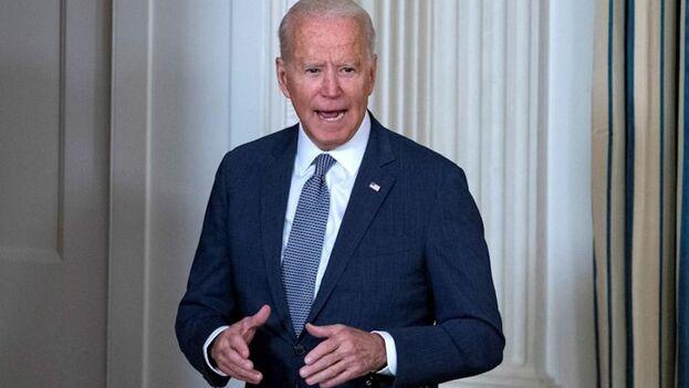 """""""Creo que vamos a conseguir cooperación"""" de Rusia, aseguró Biden. (EFE)"""