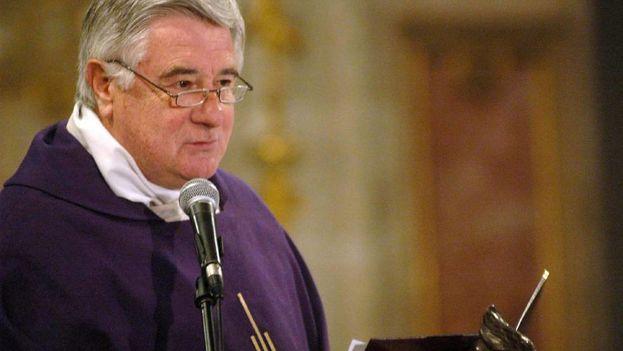 El sacerdote chileno Cristián Precht está bajo investigación por su presunta participación en casos de abusos sexuales a menores. (EFE)