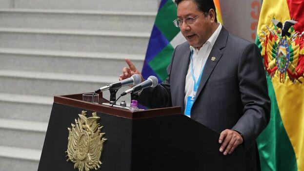 Con Arce, Cuba recupera a uno de sus aliados políticos en el continente durante el mandato de Morales, líder de su partido político, el Movimiento al Socialismo. (EFE)
