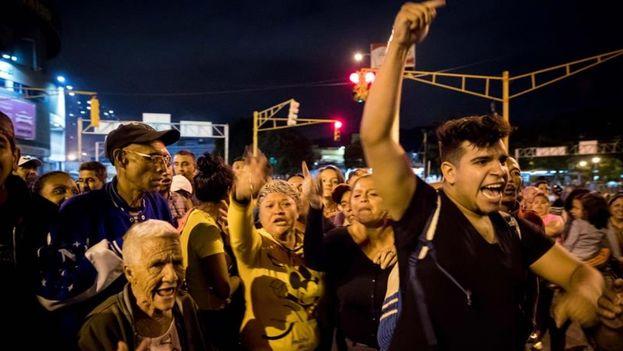 Un pernil de cerdo marca en Cuba la diferencia, pero también cerca de la Isla, en Venezuela, se repite la historia. (EFE)
