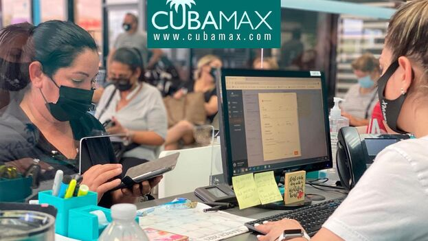 Cubamax Travel se fundó en Hialeah, Miami-Dade, en 2001 y actualmente dispone de siete sucursales. (Facebook)