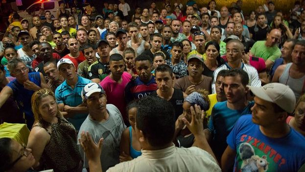 Cubanos en Costa Rica. (Casa Presidencial)
