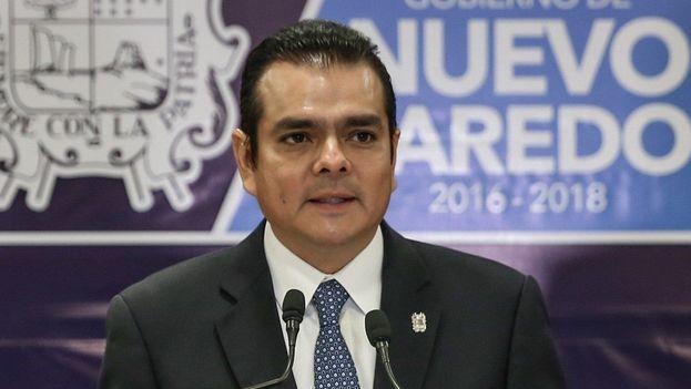 Según declaró el alcalde de Nuevo Laredo, Enrique Rivas, los cubanos podrán solicitar asilo político para regularizar su situación. (@Gob_NuevoLaredo)
