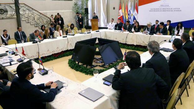Cumbre del Mercosur en Paraguay. (EFE)