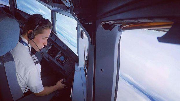 Daniel Dardon, primer oficial del vuelo AM-2431, realizó una maniobra que permitió que el accidente no tuviera peores consecuencias.