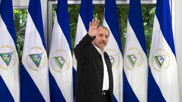 Daniel Ortega escribió una carta a Marrero paraa felicitarlo y avanzarle su colaboración. (EFE)