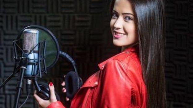 Daniela Cabello, hija del vicepresidente venezolano Diosdado Cabello. (Twitter/@danicabello11)