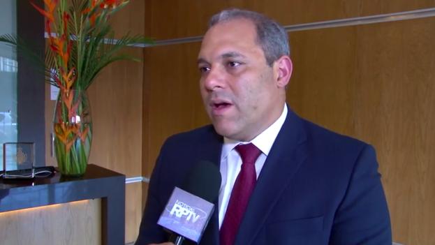 José David Name, Presidente del Senado de la República de Colombia