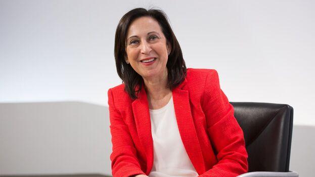 La ministra de Defensa de España, Margarita Robles, ha ordenado el cierre de la agregaduría militar de España en Venezuela. (cc)