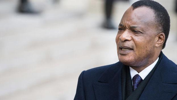 El presidente congoleño, Denis Sassou Nguesso. (GOBIERNO DE CONGO)