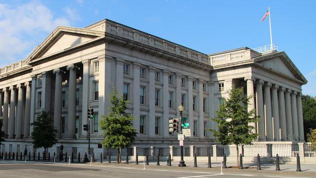 Departamento del Tesoro de Estados Unidos. (CC)