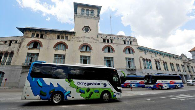 El Departamento de Estado pretende asfixiar económicamente al Gobierno cubano para forzarlo a tomar decisiones. (EFE)
