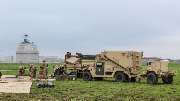 La base militar de Deveselu, en Rumanía, es la más importante para la OTAN en la frontera del sureste europeo con Rusia. (cnic.navy.mil)