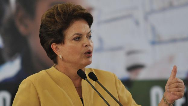 Dilma Rousseff. (CC)
