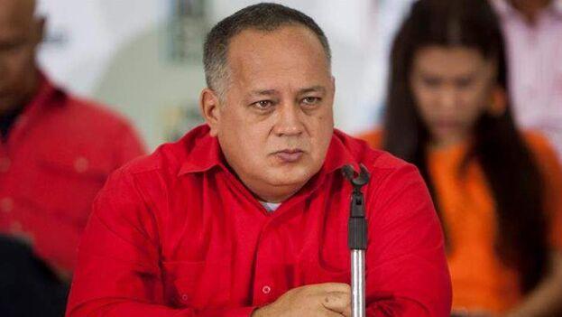Diosdado Cabello, vicepresidente del Partido Socialista Unido de Venezuela. (EFE)