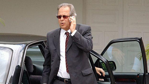 El exministro brasileño José Dirceu. (Wikimedia Commons/ Agência Brasil)