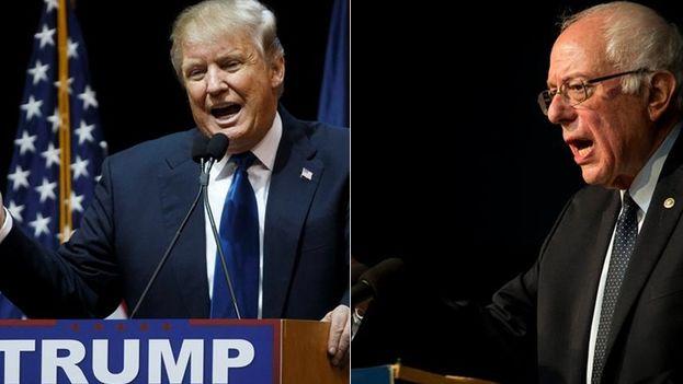 El republicano Donald Trump y el demócrata Bernie Sanders son los vencedores en las primarias partidarias realizadas este martes en New Hampshire.