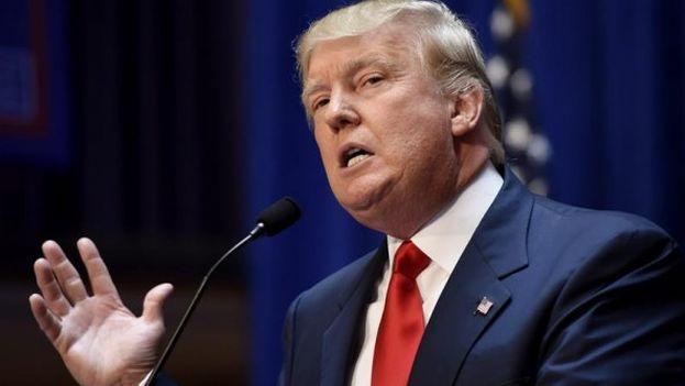 Donald Trump pretende que el Estado Islámico no escape de las zonas en las que persiste y eliminar su amenaza. (EFE)