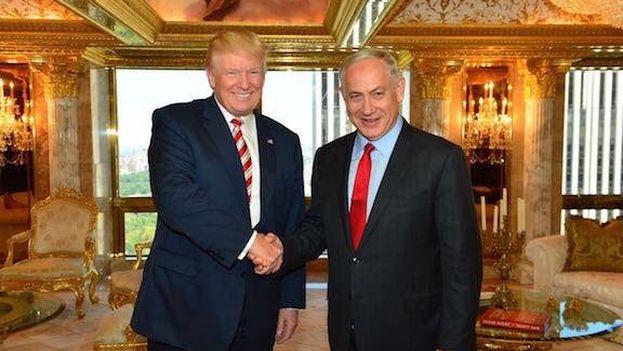 Donald Trump pretende reconocer Jerusalén como la capital de Israel. (@realDonaldTrump)