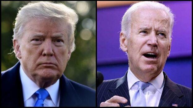 ¿Donald Trump o Joea Biden? ¿Quién ganará la contienda en Estados Unidos el 3 de noviembre próximo?