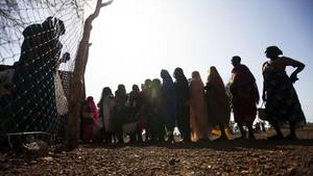 El campo de refugiados de Doro en Maban, Sudán del Sur. (FAO)