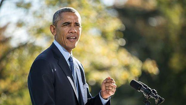 El presidente de EE UU, Barack Obama. (Casa Blanca)