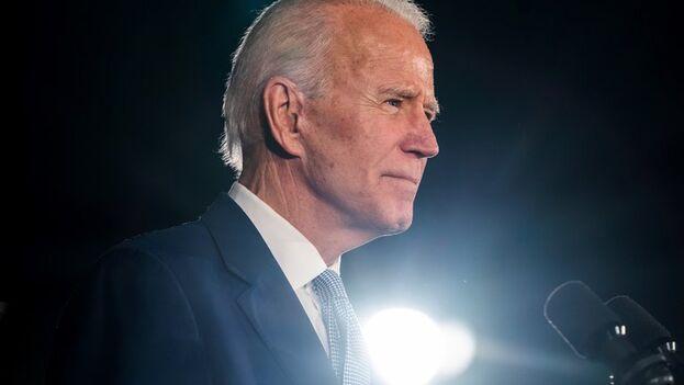 El presidente electo de EE UU, Joe Biden. (EFE/EPA/Jim Lo Scalzo/Archivo)
