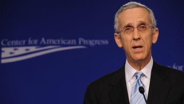 El enviado especial de EE UU para la lucha contra el cambio climático, Todd Stern. (Center for American Progress)