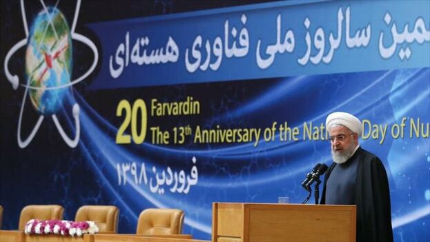 Hasán Rohani ha subrayado que la decisión de EE UU solo conseguirá contribuir a la popularidad de los Guardianes de la Revolución ante el pueblo de Irán. (HispanTV)