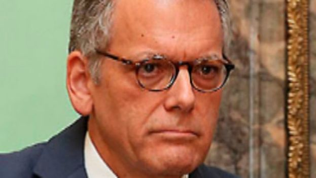 El embajador en funciones de EE UU en Cuba, Jeffrey DeLaurentis. (EFE)