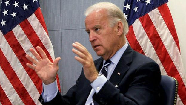El vicepresidente de EE UU, Joseph Biden. (EFE)