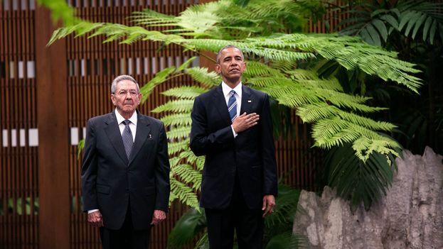 Barack Obama visita oficialmente Cuba