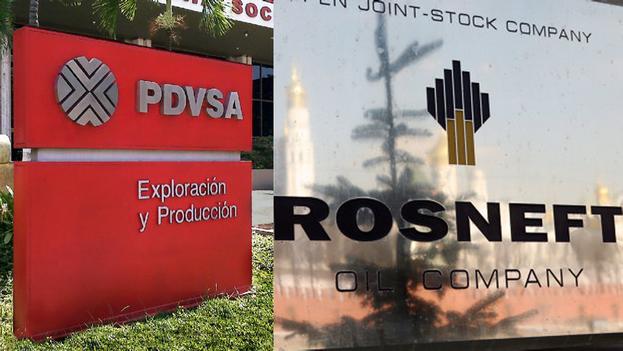 En febrero pasado EE UU anunció sanciones contra Rosneft Trading y su director, Didier Casimiro. (latam-energy.com/Archivo)