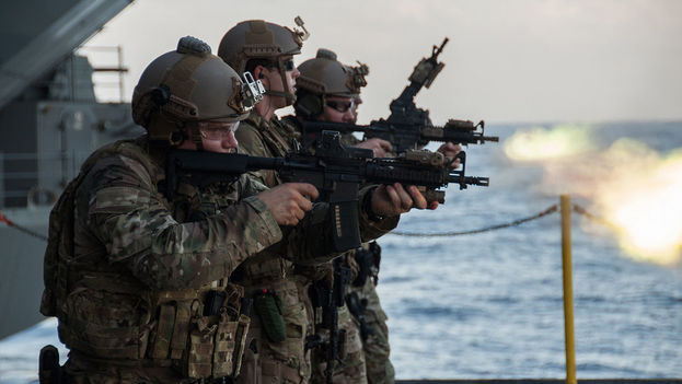 EE UU tiene más de setenta bases militares en Latinoamérica. (IDE)
