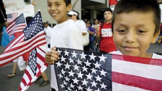 En EE UU viven personas procedentes de 140 países. (EFE)