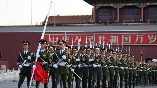Xi recordó los inicios del ELP como una milicia que se reveló contra el Gobierno del Partido Nacionalista Kuomintang el 1 de agosto de 1927. (Xinhua)