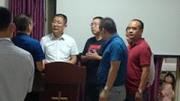 La Early Rain Covenant es una iglesia protestante implantada en China. (@chinaaid)