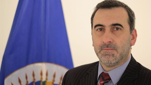 Edison Lanza, relator de la Comisión Interamericana de Derechos Humanos
