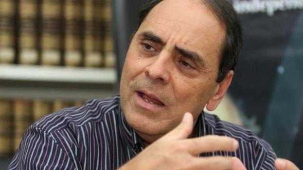 Héctor Navarro es exministro de Educación y de Energía Eléctrica de Venezuela. (CC)