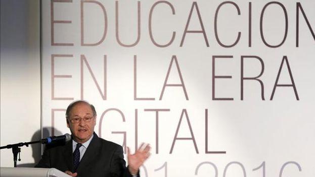 Salvador Malo, director general de Educación Superior Universitaria (SUP) de México. (EFE)
