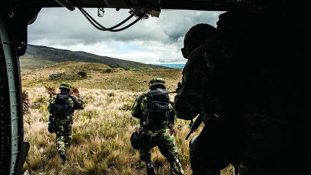 La política del Ejército colombiano para mejorar los resultados operacionales puede poner en riesgo a civiles. (@COL_EJERCITO)