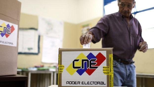 Elecciones en Venezuela (Foto EFE)
