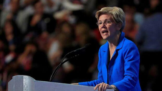 Elizabeth Warren, una de las precandidatas demócratas a las elecciones de Estados Unidos este 2020. (EFE)