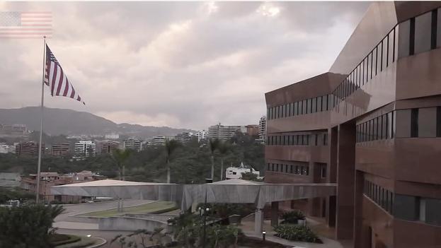Embajada de EE UU en Caracas (Departamento de Estado de EE UU)