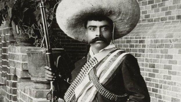 El legado de Emiliano Zapata es uno de los que con mayor ahínco conserva el país. (Archivo)