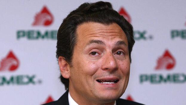 Emilio Lozoya fue detenido en España este febrero. (EFE)